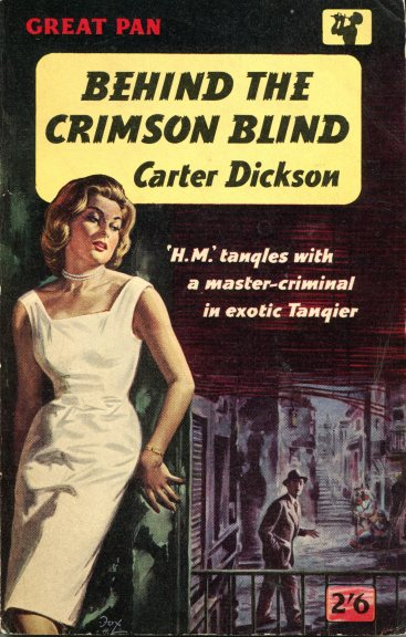 Carter Dixon - Behind the Crimson Blind 880