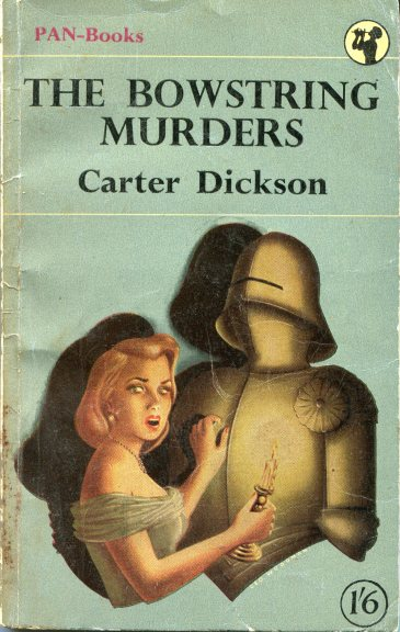 Carter Dixon - The Bowsstring Murders 879