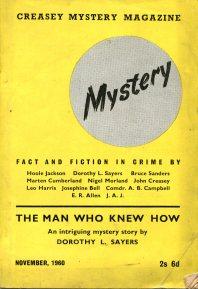 Creasy Mystery Magazine 990