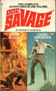 Doc Savage 97 & 98 894