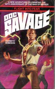 Doc Savage Flight Into Fear 899