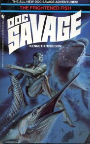 Doc Savage The Frightened Fish 900