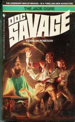 Doc Savage The Jade Ogre 898