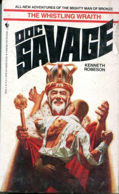 Doc Savage The Whistling Wrath 895