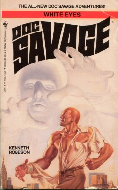 Doc Savage White Eyes 897