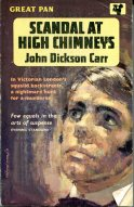 John Dixon Carr - Scandal at High Chimneys 878