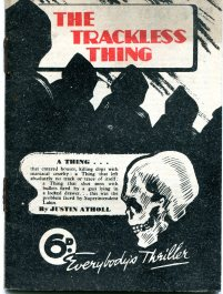 Justin Athoil - The Trackless Thing 892