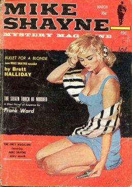 Mike Shane Mystery Magazene 944