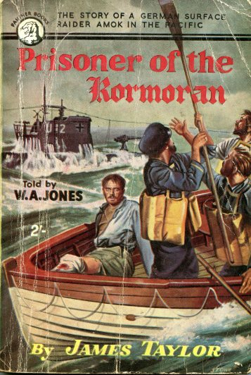 Prisoner of the Kormoran 941