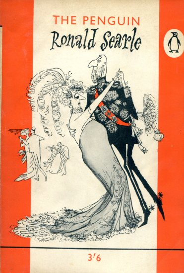 The Penguin Ronald Searle 946