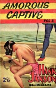 Hank Janson - Amerous Captive Vol 3 059