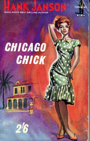 Hank Janson - Chcago Chick 050