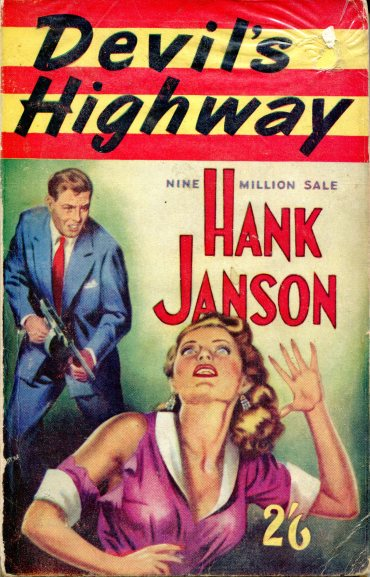 Hank Janson - Devil's Highway 053