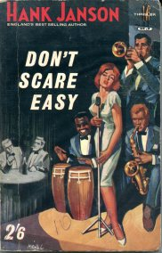 Hank Janson - Don't Scare Easy 043