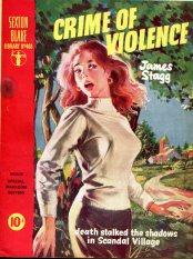 Sexton Blake - Crime of Violence 320