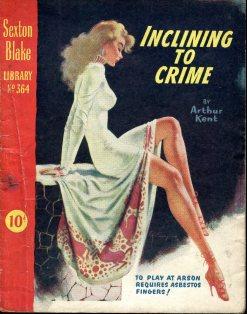 Sexton Blake - Inclining to Crime 311