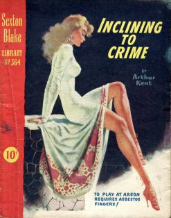 Sexton Blake - Inclining to Crime at 1200 322