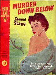 Sexton Blake - Murder Down Below 317