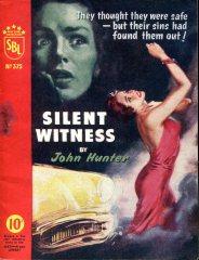 Sexton Blake - Silent Witness 313