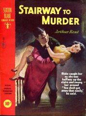 Sexton Blake - Stairway to Murder 318