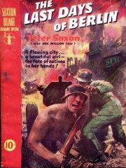 Sexton Blake - The Last Days of Berlin 321