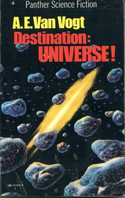 SF Destination Universe 168