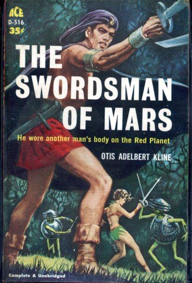 SF Swordsman of Mars 159