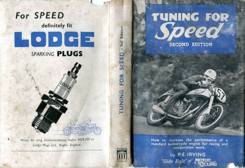 Tuning for Speed - Second Edition858