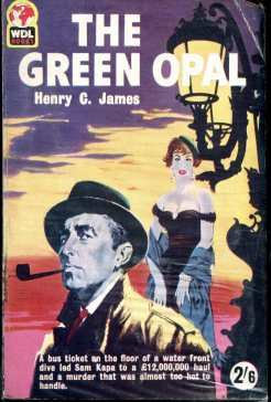 WDL The Green Opal 130