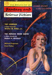 Fantasy & Science Fiction 521