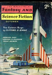Fantasy & Science Fiction 522
