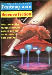 Fantasy & Science Fiction 523