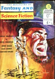 Fantasy & Science Fiction 524