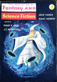 Fantasy & Science Fiction 525