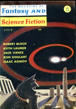 Fantasy & Science Fiction 526