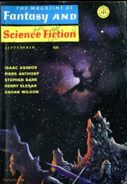 Fantasy & Science Fiction 528