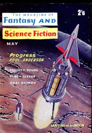 Fantasy & Science Fiction 531