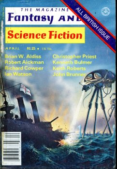 SF Fantasy & SF 541