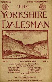 Dalesman 1939 11 November