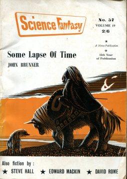 Science Fantasy 497