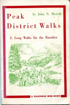 Dalesman mb Peak District Walks 2 Long Walks for the Rambler