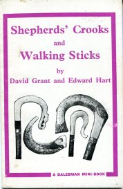 Dalesman mb Shepherds Crooks & Walking Sticks 80 reprint 705