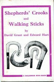 Dalesman mb Shepherds Crooks & Walking Sticks 80 reprint 705