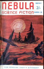 Nebula Science Fiction 028