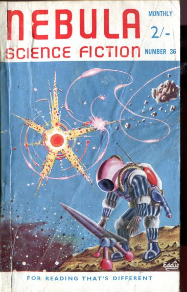 Nebula Science Fiction 036