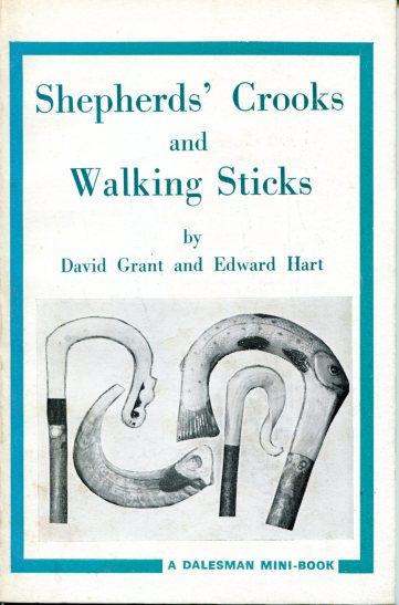 Dalesman mb Shepherd's Crooks and Walking Sticks