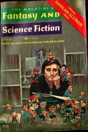 Fantasy and science Fiction 087