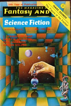 Fantasy and science Fiction 089
