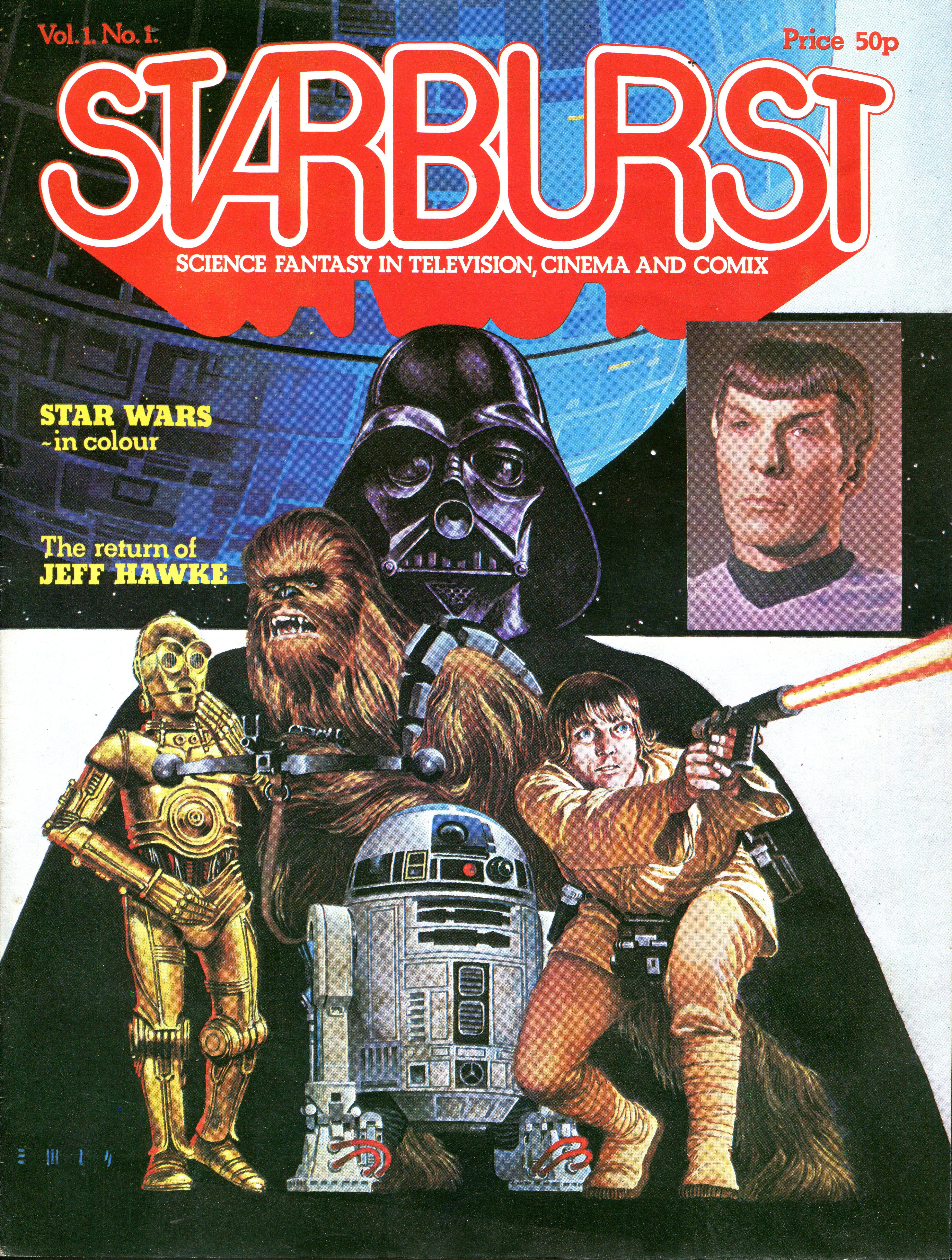 Starburst Vol 1 No 1 082