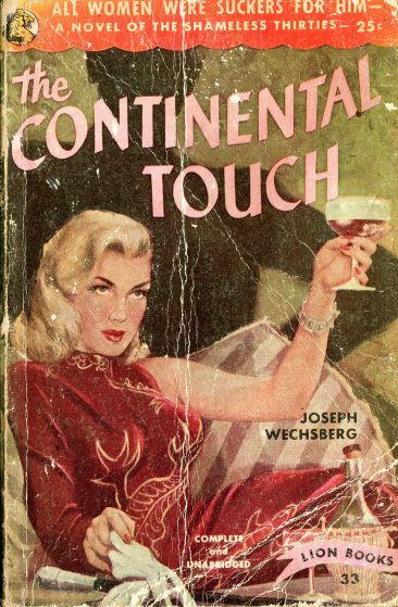 The Continental Touch 050